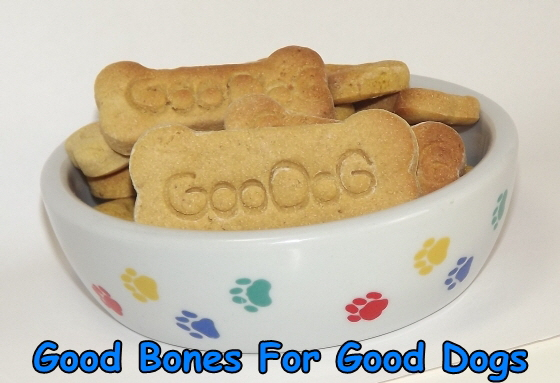 the new home of GooDogBones, just click!