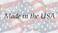 handmade proudly in the USA